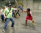 thumbs akali vs brolaf by ysterath d3cgthc Akali cosplay