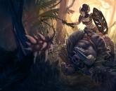 thumbs league of legends  sejuani saber tusk splash by david kegg d4qbzk2 Sejuani Winters Wrath