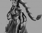 thumbs shyvana fan art 18 Shyvana фан арт