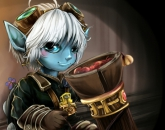 thumbs tristana fan art 1 Tristana фан арт