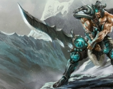 thumbs darkchampion splash 0 Tryndamere Barbarian King