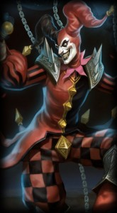 Jester 0 165x300 Shaco, The Demon Jester