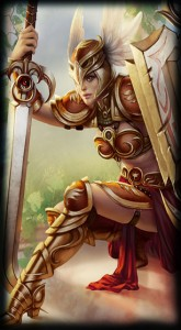 Leona, The Radiant Dawn