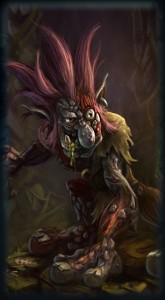 Trundle, the Cursed Troll