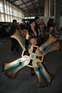 USA cosplay League of Legends 66 201x300 USA cosplay League of Legends