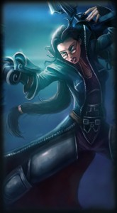 Vayne 165x300 Vayne, The Night Hunter