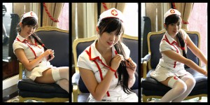 it  s time for your checkup by jade li d3hnkgf 300x150 Akali cosplay