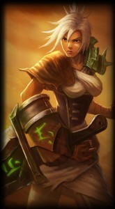 Riven the Exile