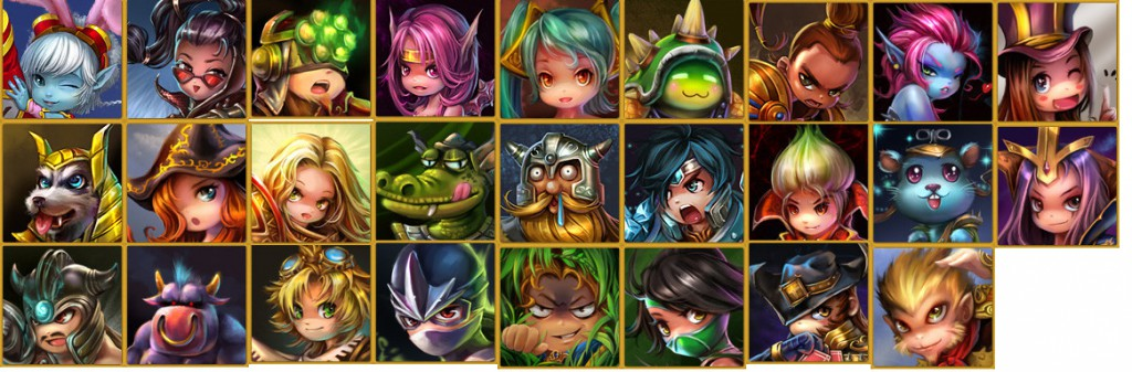 lol face 1024x337 Игра на китайских серверах League of Legends