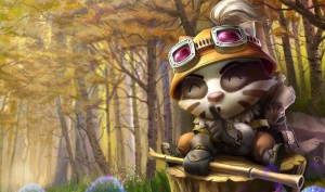Teemo Splash 3 300x177 Teemo the Swift Scout