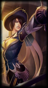 Fiora 165x300 Fiora the Grand Duelist