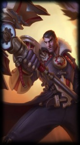 Jayce 165x300 Jayce, defender of tomorrow